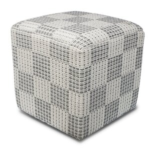 Bay Pines Square Ottoman b..