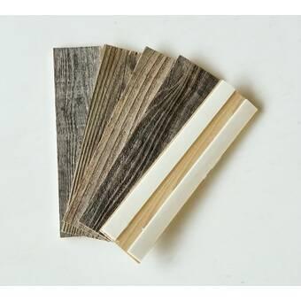 Nance Industries 16632 Ez Wall Peel And Press Planks 4