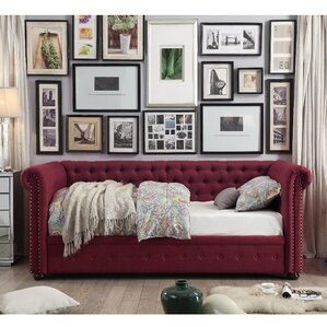 davenport twin size tufted daybed