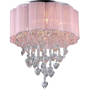 Buying Sylvester 6-Light Flush Mount By Viv + Rae
