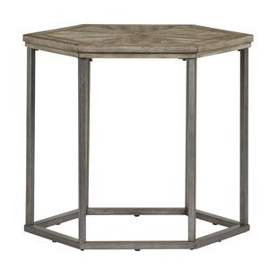 Coupon Schumaker End Table by Gracie Oaks