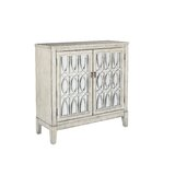 Brilliana Storage 2 Doors Accent Cabinet by Everly Quinn