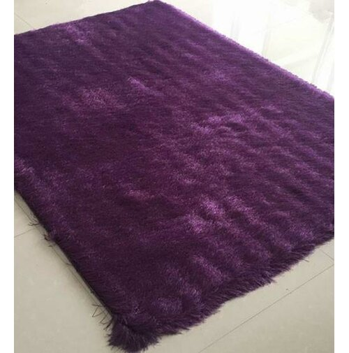 Hahn Purple Area Rug