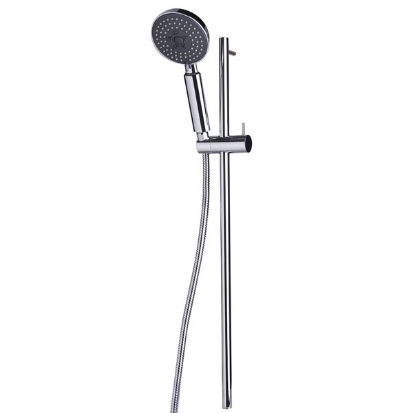 Alfi Brand Sliding Rail Hand Held Shower Head Set & Reviews | Wayfair