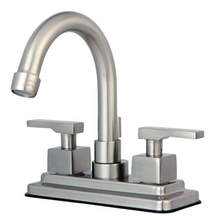 Tampa Centerset Bathroom Faucet With Drain Assembly New Design By