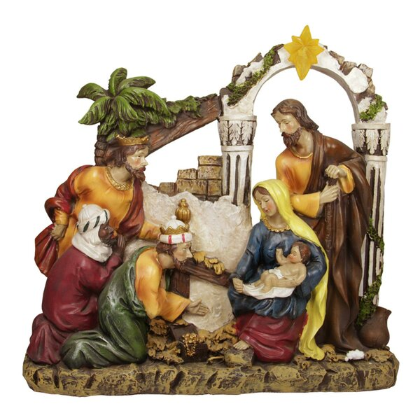 outdoor nativity sets youll love wayfair