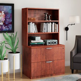 Linh Standard Bookcase by Latitude Run
