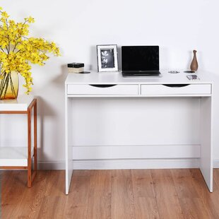 Kaiya Modern 2 Drawer Writing Desk