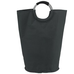 Soft Handle Chic` Tote Laundry Hamper