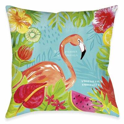Bay Isle Homekellen Funky Rose Cotton Throw Pillow Bay Isle Home Dailymail