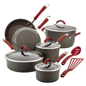 Cucina 12 Piece Non-Stick Cookware Set