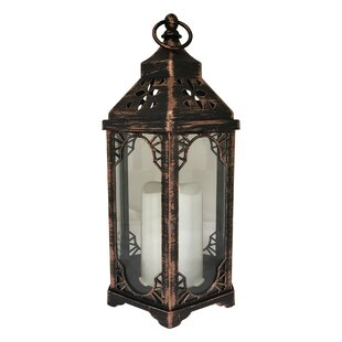 Big Save Ramsell 1 Light LED Outdoor Hanging Lantern By World Menagerie