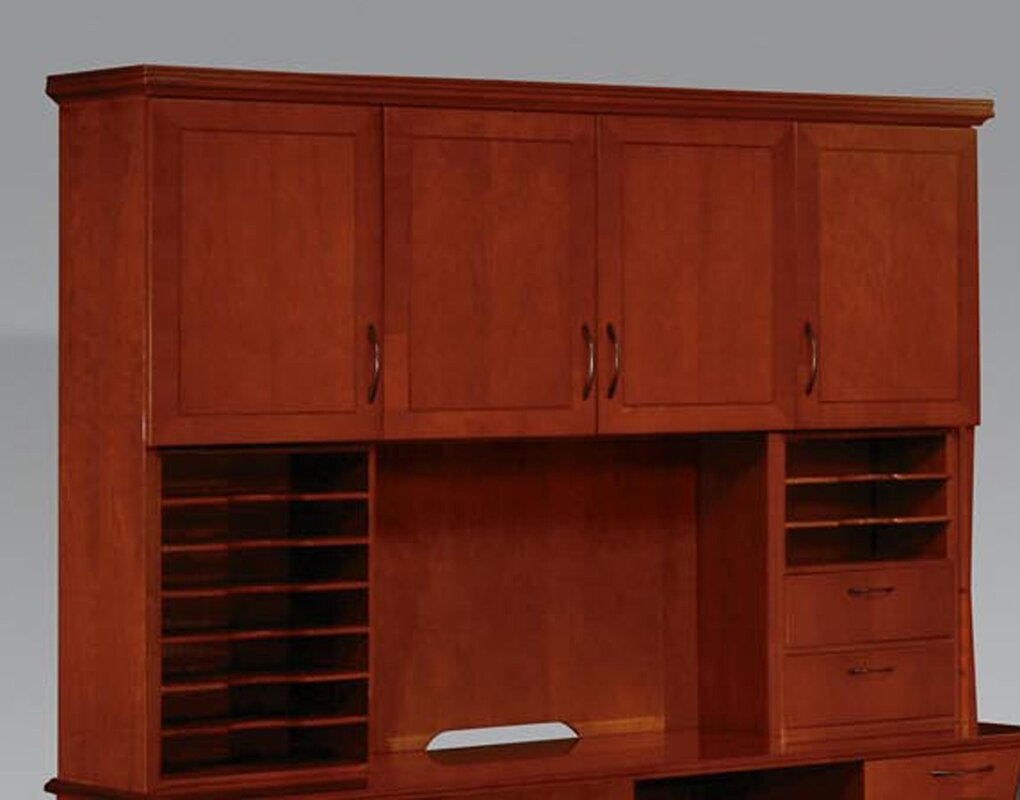 """Belmont 50"""" H x 74.5"""" W Desk Hutch"""