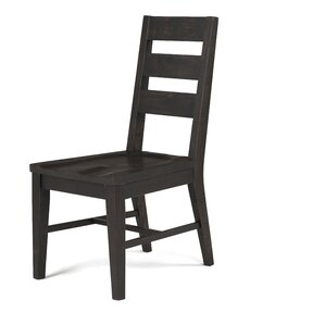 Graciela Solid Wood Dining Chair (Set of ..