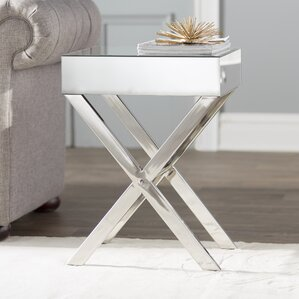Rosinski Vincennes End Table by Willa Arlo Interiors