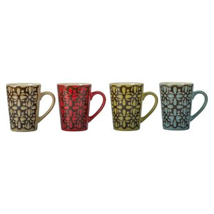 Segovia Fashion Mug (Set of 4)