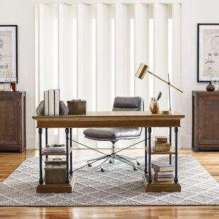 Poynor Solid Wood Desk