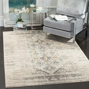Hydra Grey Area Rug
