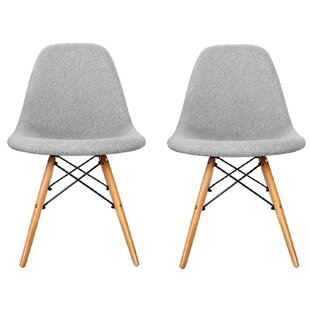 Leporis Upholstered Dining Chair (Set of 2)