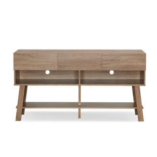 Groton Wooden TV Stand for TVs up to 58
