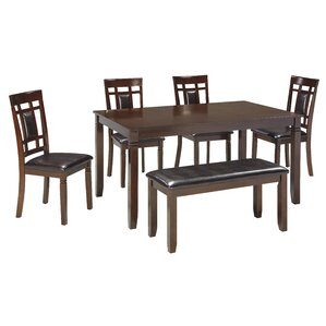 Kouaoua 6 Piece Dining Set Part 36