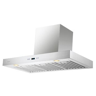 36 900 CFM Ducted Wall Mount Range Hood