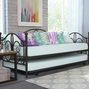 Pattonsburg Daybed with Trundle by Fleur De Lis Living