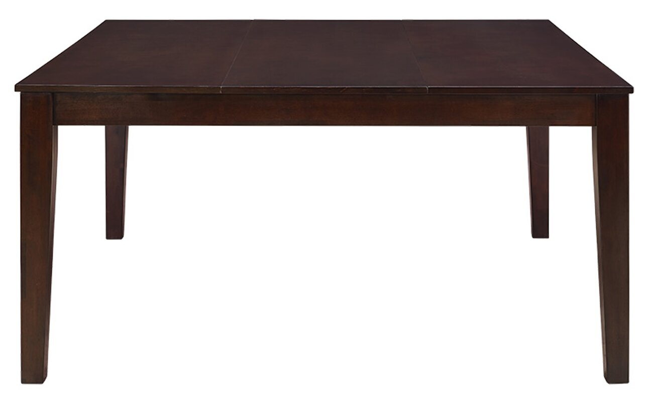 Wooden square dining table - Roquefort Square Dining Table