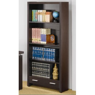 Best Reviews Bousov Standard Bookcase By Latitude Run