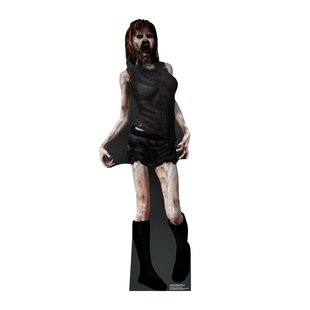Zombie Woman Standup By Advanced Graphics