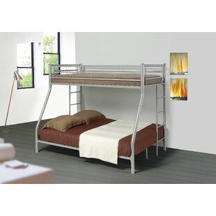 Almonte Metal Twin Over Full Bunk Configuration Bed