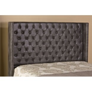 Mayfield Upholstered Wingback Headboard