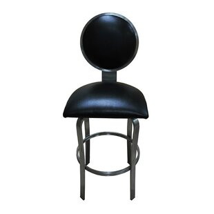 Paris 30 H Swivel Bar Stool