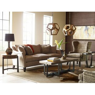 Compare Synergy 4 Piece Coffee Table Set By Hammary