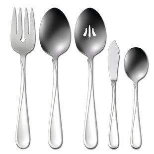 Flight 45 Piece Flatware Set, Service for 8