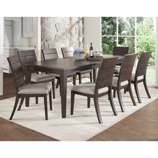 Wooton 9 Piece Extendable Dining Table Set