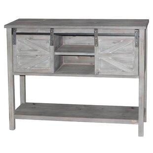 Marceline Farmhouse Console Table ByGracie Oaks