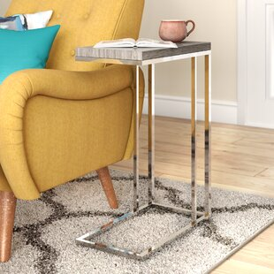 Corona End Table Mercury Row