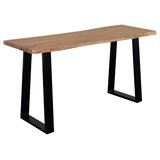 Serefina 60 Solid Wood Console Table by Millwood Pines
