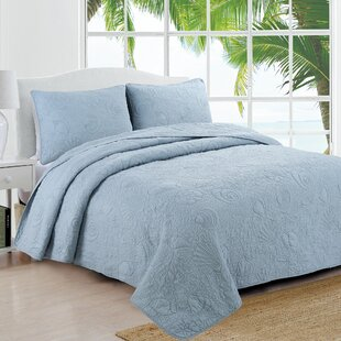 Renita Quilt Set by Highland Dunes Design