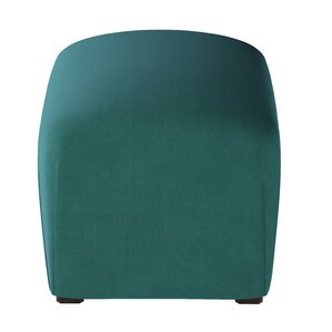 Houghton Suede Ottoman by Willa Arlo I..