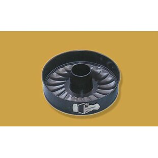 Non-Stick Fluted Springform Pan