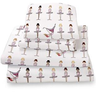 Ballerina / Brake Dancer Extra Deep Pocket Sheet Set