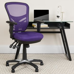 Purple Office Chairs You Ll Love In 2020 Wayfair