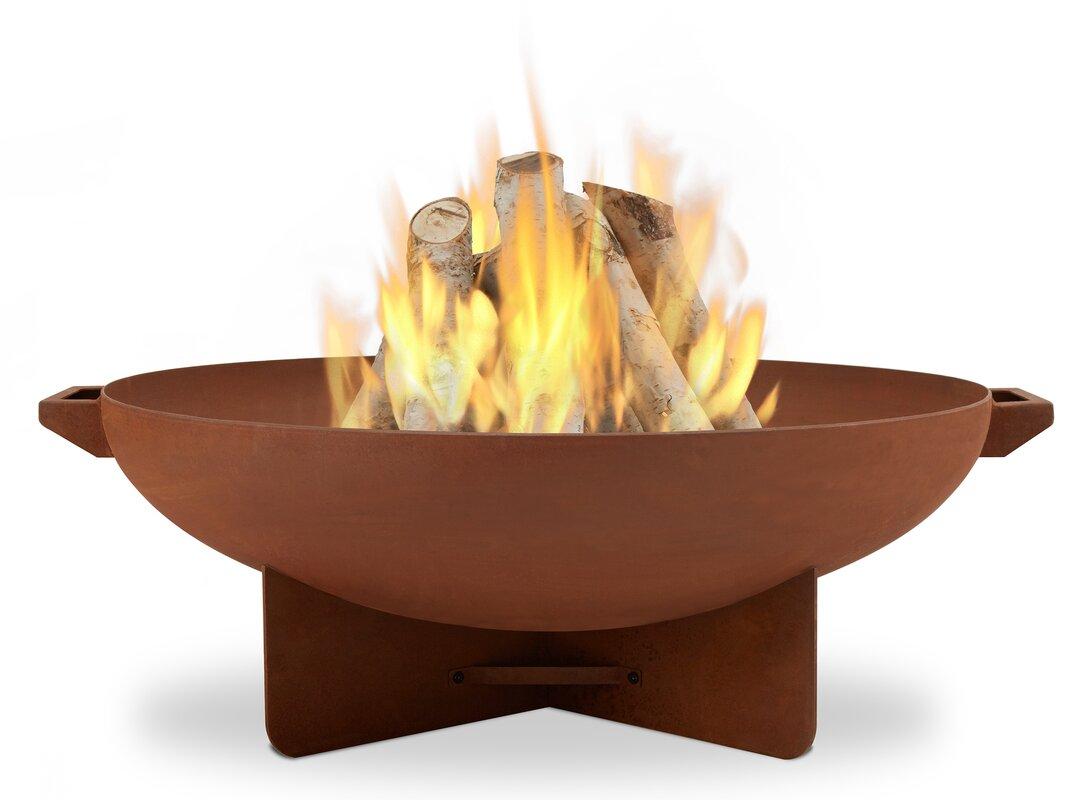 Anson Steel Fire Pit
