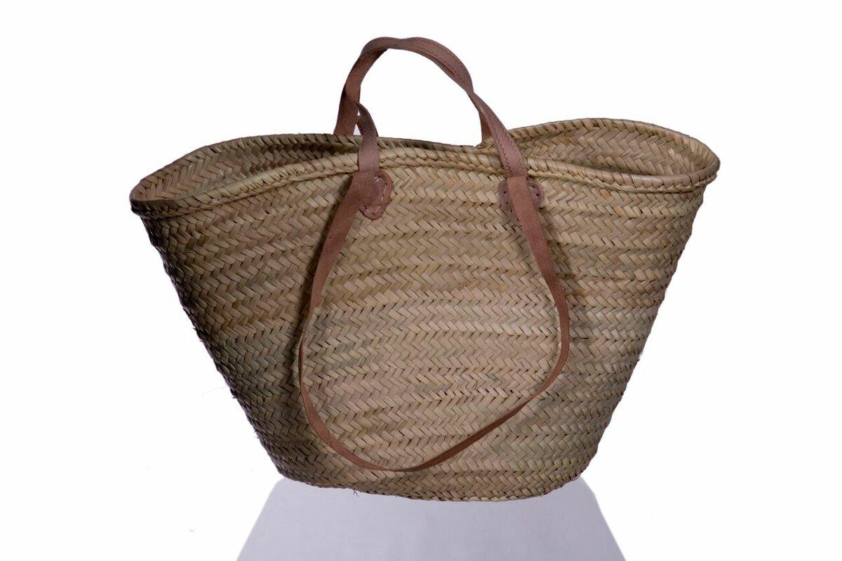 Market Basket with 4 Straps