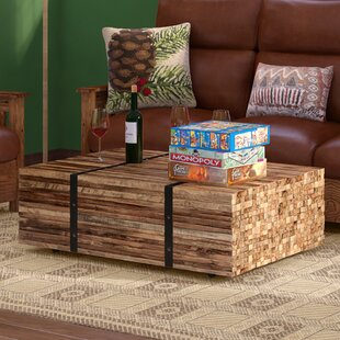 Superior Coffee Table by Loon Peak