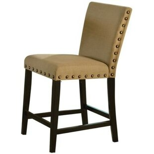 Egor Counter Height Upholstered Dining Chair (Set of 2)