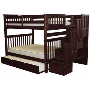Searching for Tena Full over Full Bunk Bed with Trundle by Harriet Bee Reviews (2019) & Buyer's Guide