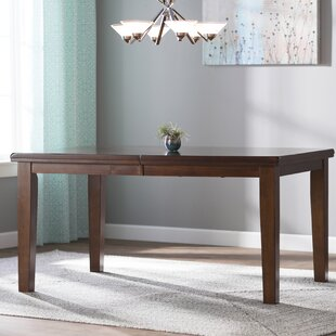 Rebecca Extendable Dining Table Andover Mills
